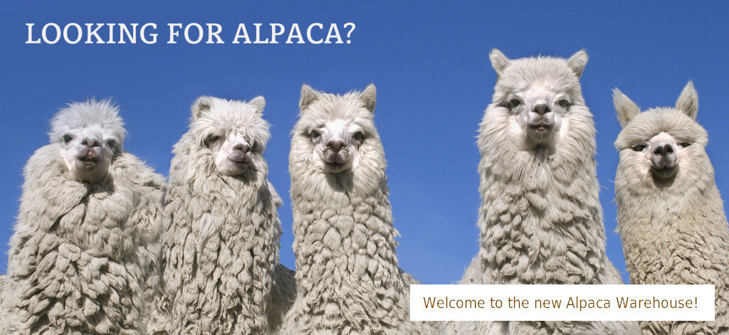 alpaca warehouse